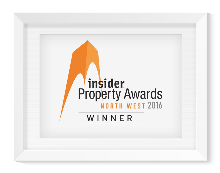 Insider Property Awards 2016 Winner